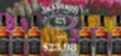 Jack Daniels Whiskey sale flyer.png