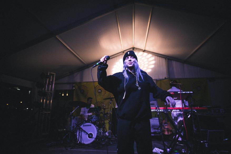 Billie Eilish @ SXSW 2018