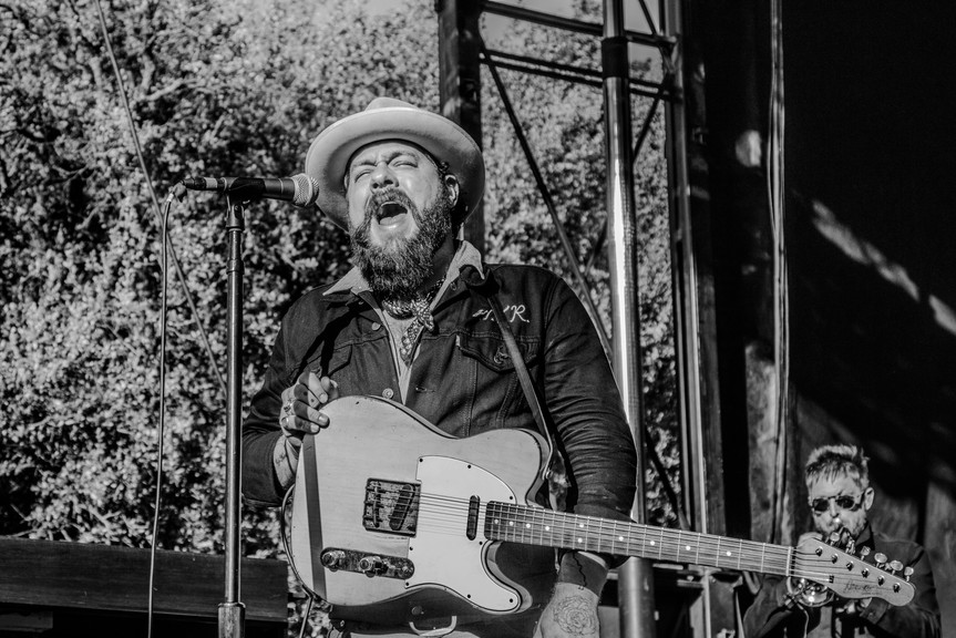 Nathaniel Rateliff & the Night Sweats @ Fortress Festival 2017