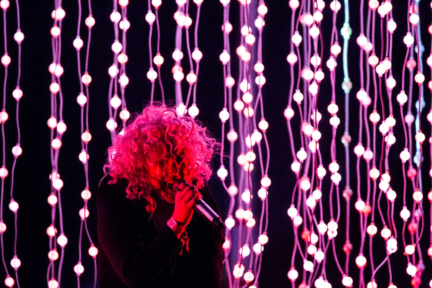 Purity Ring @ Fortress Festival 2017