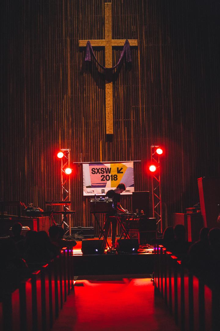 Dylan Cameron @ SXSW 2018