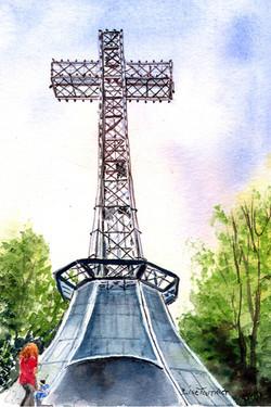 La Croix sur le Mont-Royal