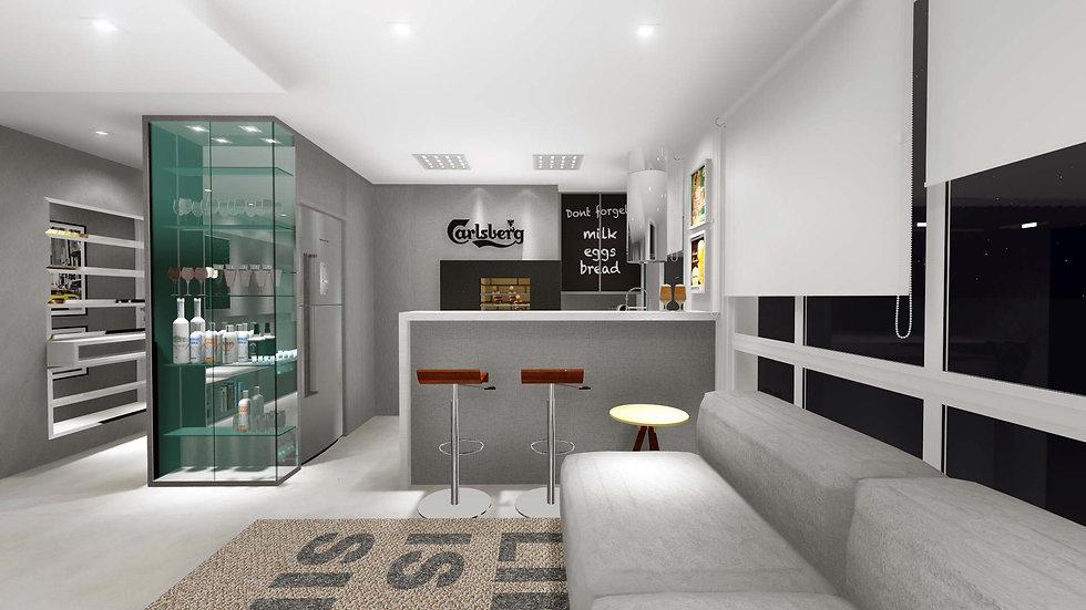 Projeto Básico - Design de Interiores