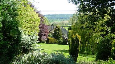Shallowdale House Garden