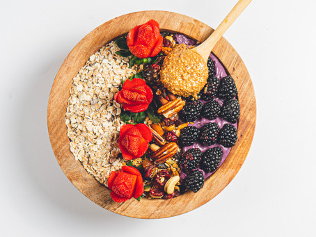RECIPE: Morning Surprise Açai Bowl