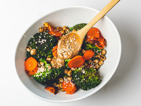 RECIPE: Superseed Veggie Stir Fry