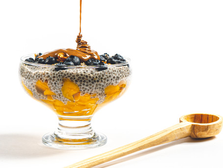 RECIPE: Mango Chia Pudding