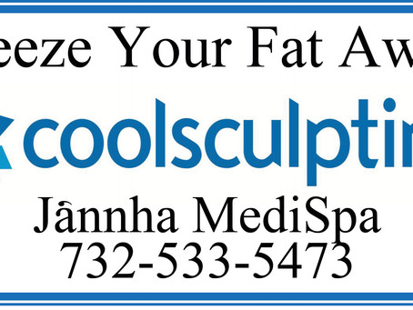 Why Jánnha is the place to go for CoolSculpting?