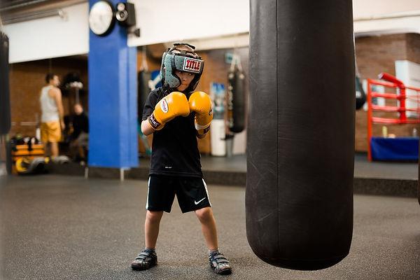 детский бокс Лефортово, бокс для детей на Авиамоторной
