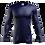 Thumbnail: Blusa Segunda Pele Dry-fit - Marinho - 6 peças