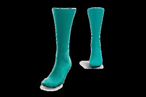 Meião Azul Piscina - 10 pares