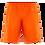 Thumbnail: Calção Liso  Laranja Fluor - 6 peças