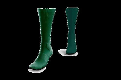 Meião Verde Bandeira - 6 pares