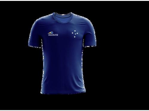 Camisa de Jogo Azul