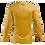 Thumbnail: Blusa Segunda Pele Dry-fit - Dourada - 6 peças
