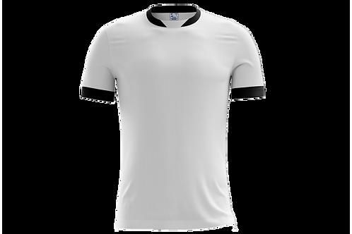 Camiseta Branca e Preta - 6 peças
