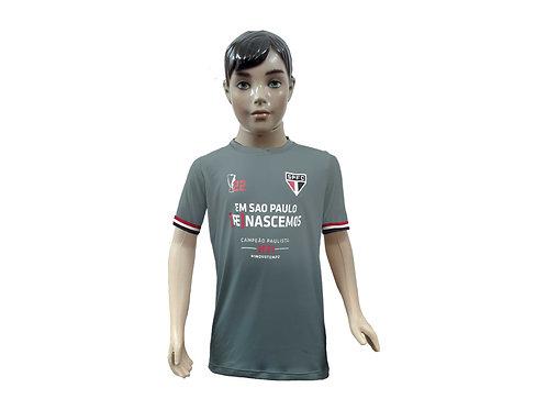 Camisa Comemorativa - Paulistão 2021 - Infantil