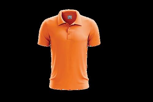 Camisa Polo Masculina Laranja - 6 peças