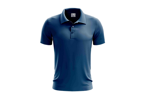 Camisa Polo Masculina Royal - 6 peças