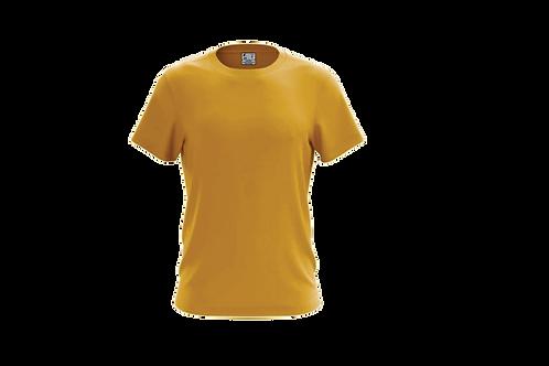 Camiseta Básica Dourada - 6 peças