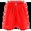 Thumbnail: Calção Liso Vermelho - 6 peças
