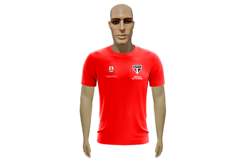 Camiseta Passeio Vermelha
