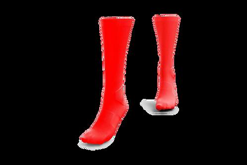 Meião Vermelho - 10 pares