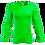 Thumbnail: Blusa Segunda Pele Dry-fit - Verde limão - 6 peças