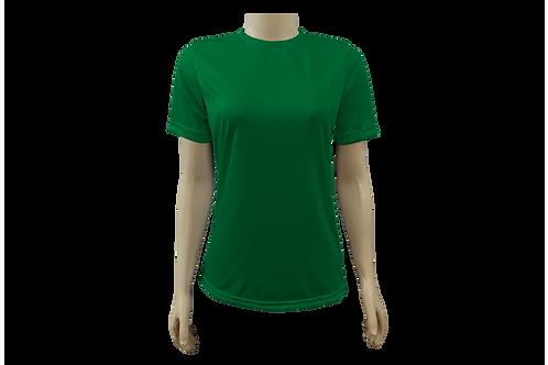 Baby Look - Verde Bandeira - 6 peças