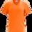 Thumbnail: Camiseta Gola V Laranja - 6 peças