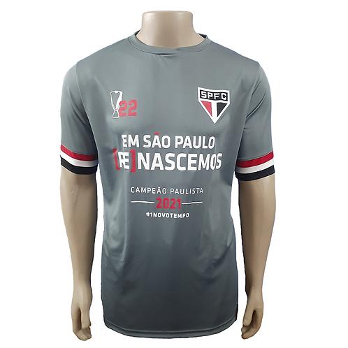 Camisa Comemorativa - Paulistão 2021 - Masculina