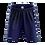 Thumbnail: Calção Azul Marinho - 6 peças ( Cód. CB 012)