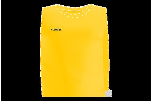 Colete com Elástico Amarelo - 6 peças