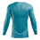Thumbnail: Blusa Segunda Pele Dry-fit - Celeste - 6 peças