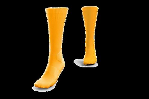 Meião Amarelo Ouro - 10 pares