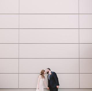 Brian & Lindsey   Eugene Oregon   Ford Alumni Center Wedding
