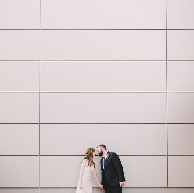 Brian & Lindsey | Eugene Oregon | Ford Alumni Center Wedding