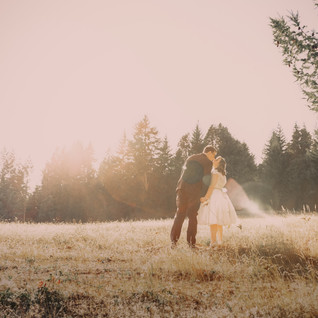 Rosalynn & Jay   Veneta Oregon   Backyard Wedding
