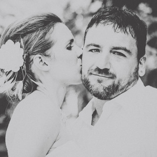 Andrea & Mitch   Blue Lake California   Backyard Wedding