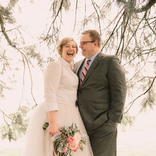 Bekki & Ned   Portland Oregon  Wedding