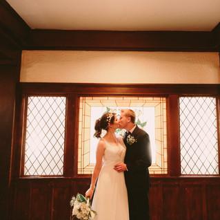 Stephanie & Brian   Santa Maria California   Santa Maria Inn Wedding