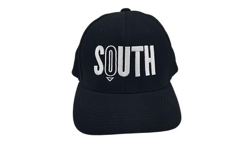 The South Fitted - Black