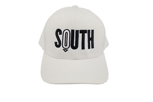 The South Fitted - White