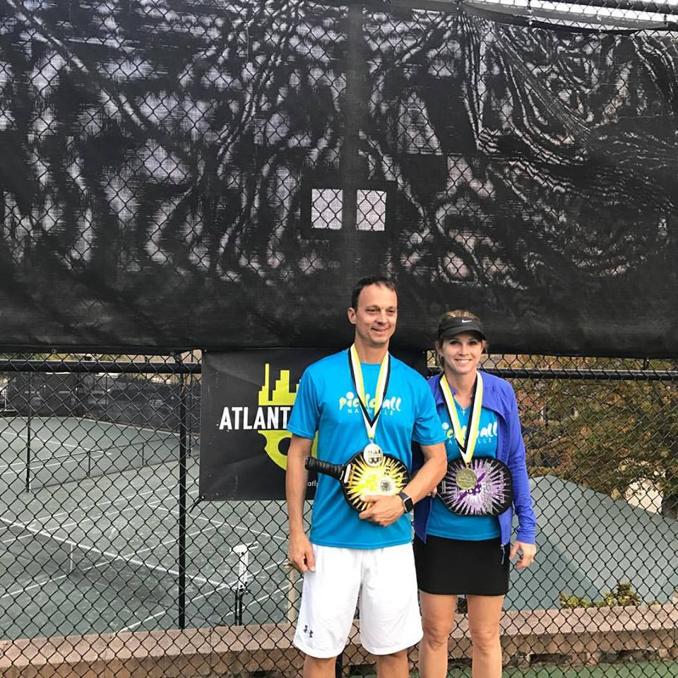 Mixed Doubles 4.0 Gold
