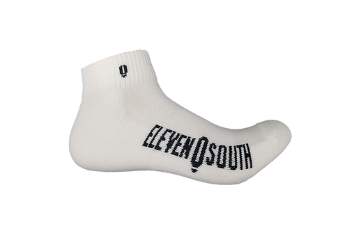 The Ultimate White Performance Sock