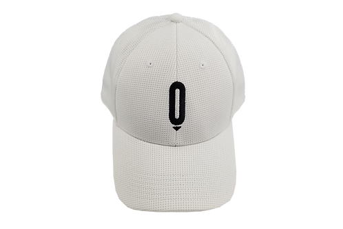 White Hat - White/Black