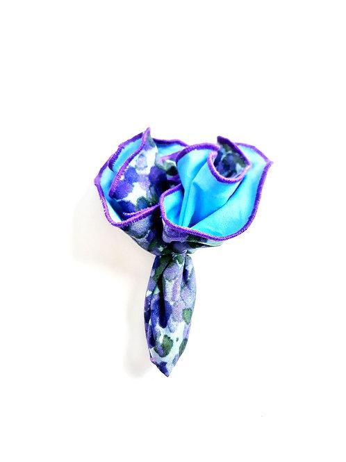 Blue Lagoon Floral