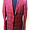 Thumbnail: Red and Blue Plaid Blazer