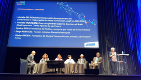 2018 - Université France Initiative – les entrepreneur(e)s acteurs de l'économie de demain