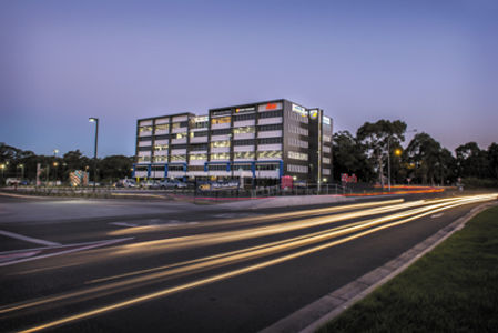 Mariners Medical Centre of Excellence Building at Tuggerah